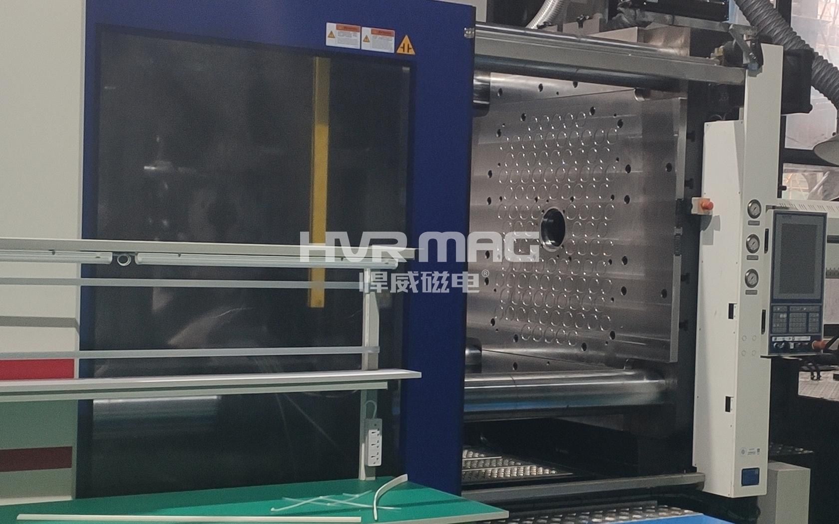 海天600吨/1000吨/1200吨注塑机磁力快速换模
