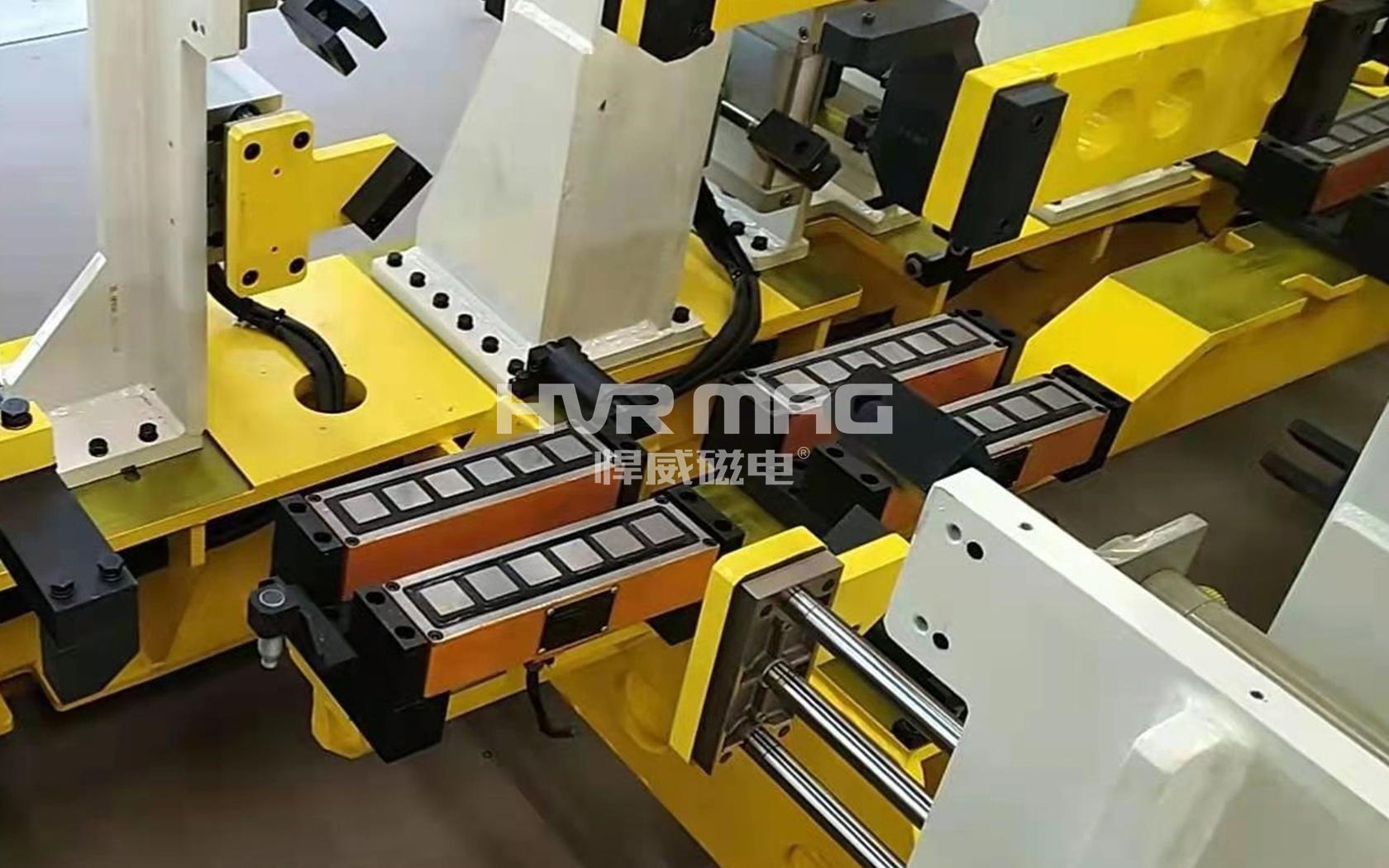 磁力焊接夹具在汽车焊接固定工装中的应用