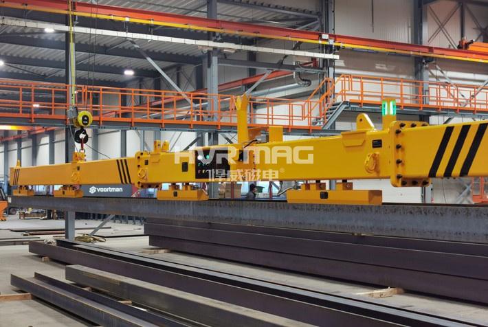 槽钢起重吊装_槽钢自动化搬运