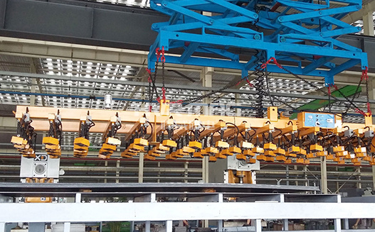HM5_钢板切割线上下料吊具
