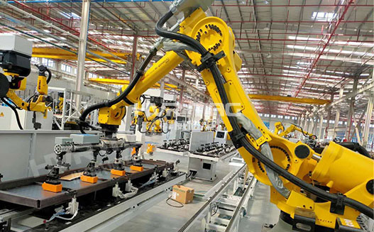 自动化机器人磁力抓手