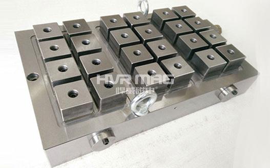 DYCX加工中心用电永磁吸盘