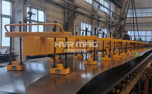 HM3_吊运单张薄钢板吊具