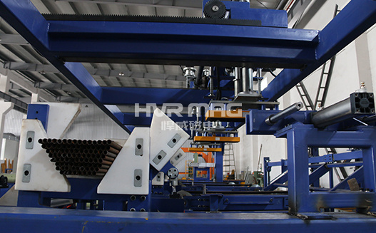 桁架自动化机器人磁力搬运