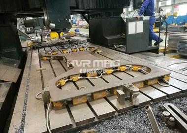数控加工中心快速固定工装夹具 就选电永磁吸盘