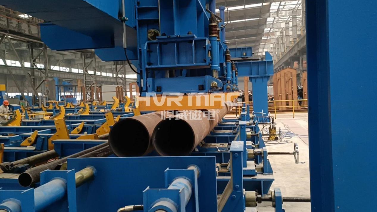 桁架自动化电永磁高效搬运钢管