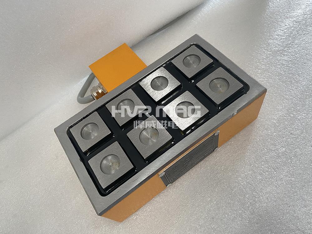 电永磁铁的主要应用场景、加工过程以及原理