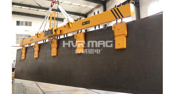 HM4_侧吊型钢板翻转吊具